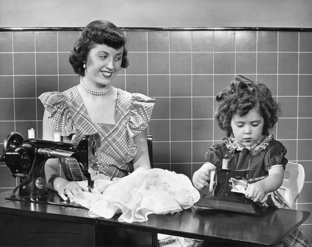 mothers machine shop