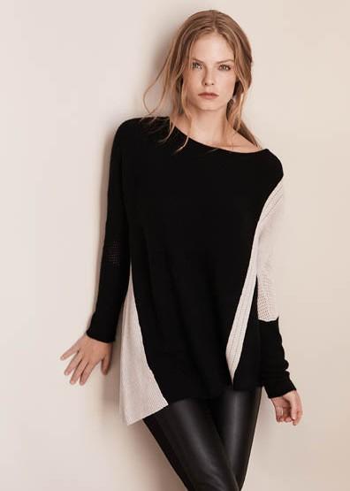 black:white